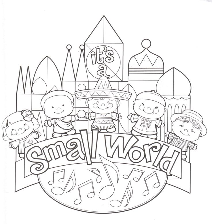 Disney world magic kingdom clipart graphic black and white download World kingdom clipart - ClipartFest graphic black and white download