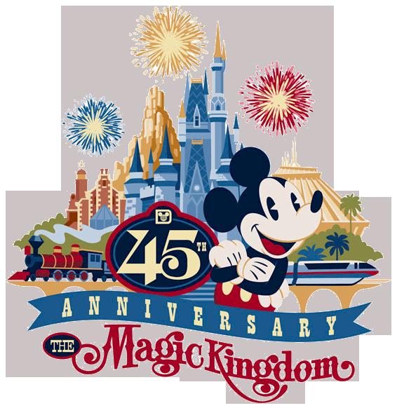 Disney world magic kingdom clipart svg stock Disney Magic Kingdom Logos Clipart svg stock