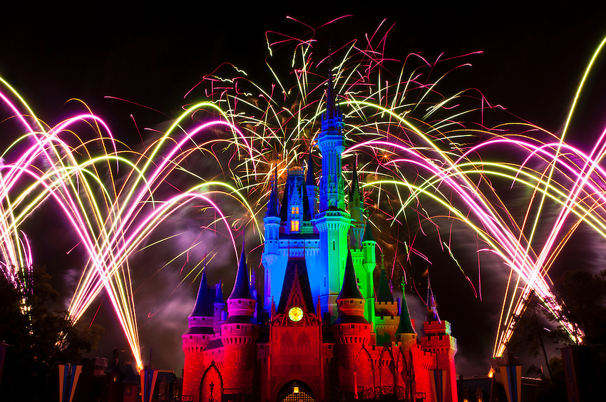 Disney world magic kingdom clipart banner Magic Kingdom Fireworks Clip Art – Clipart Free Download banner