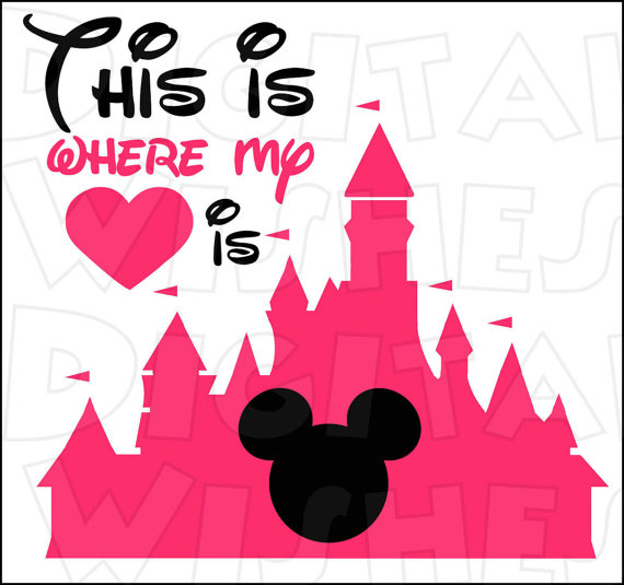 Disney world magic kingdom clipart image download Disney World Magic Kingdom Clipart - Clipart Kid image download