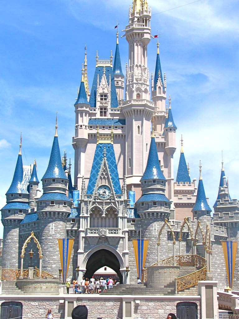 Disney world magic kingdom clipart banner transparent Disney Magic Kingdom Clipart - Clipart Kid banner transparent