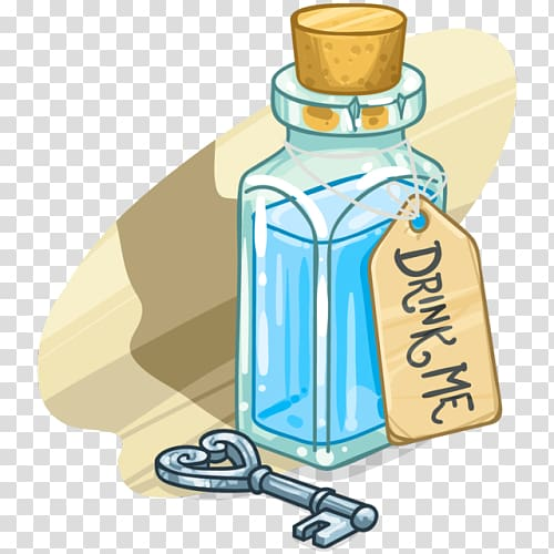 Disneys alice in wonderland drink me clipart clip download Glass bottle , Alice\\\'s Adventures in Wonderland Queen of Hearts The ... clip download