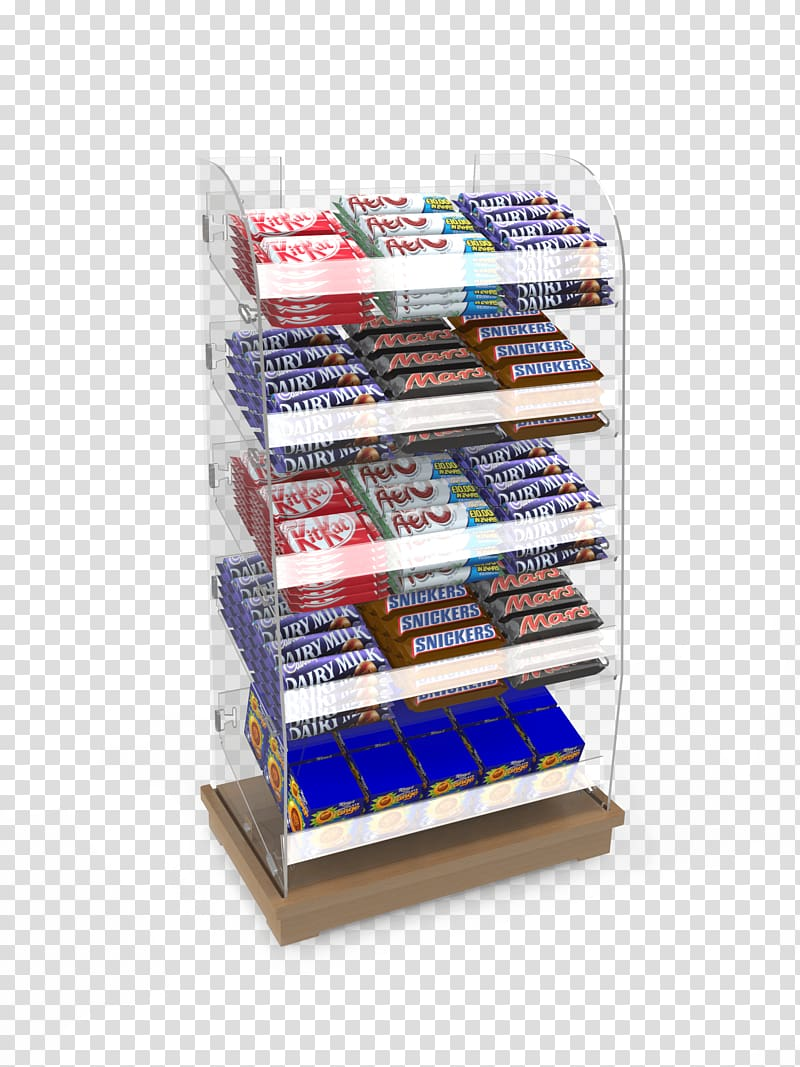 Display rack clipart clip art download Shelf Confectionery Display stand Bookcase Snickers, sweet shops ... clip art download
