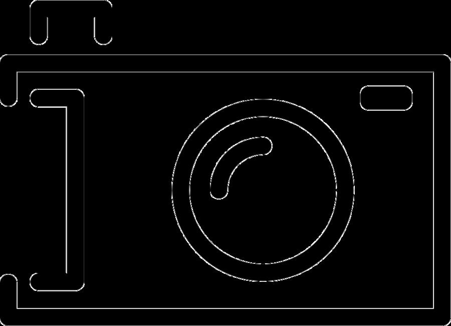 Disposable camera clipart