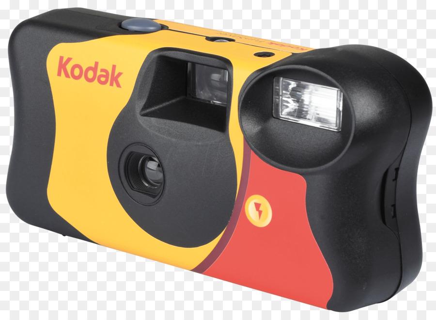 Disposable camera clipart image transparent stock Canon Camera clipart - Camera, Yellow, Orange, transparent clip art image transparent stock