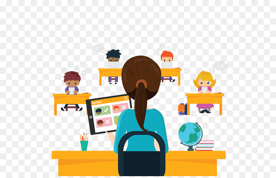 Distractions clipart png freeuse Classroom Cartoon png download - 771*574 - Free Transparent Student ... png freeuse