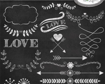 Distressed tribal arrow clipart picture transparent download Arrow clipart distressed arrow clipart chalkboard by bylilmade picture transparent download