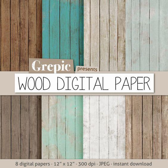 Distressed tribal arrow clipart clipart transparent download Wood digital paper: