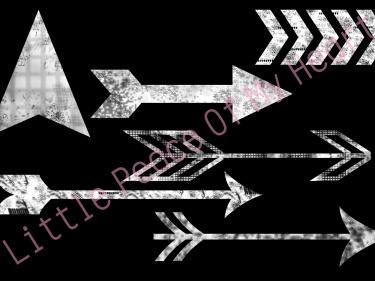 Distressed tribal arrow clipart clip art black and white download Distress arrow clipart - ClipartFest clip art black and white download