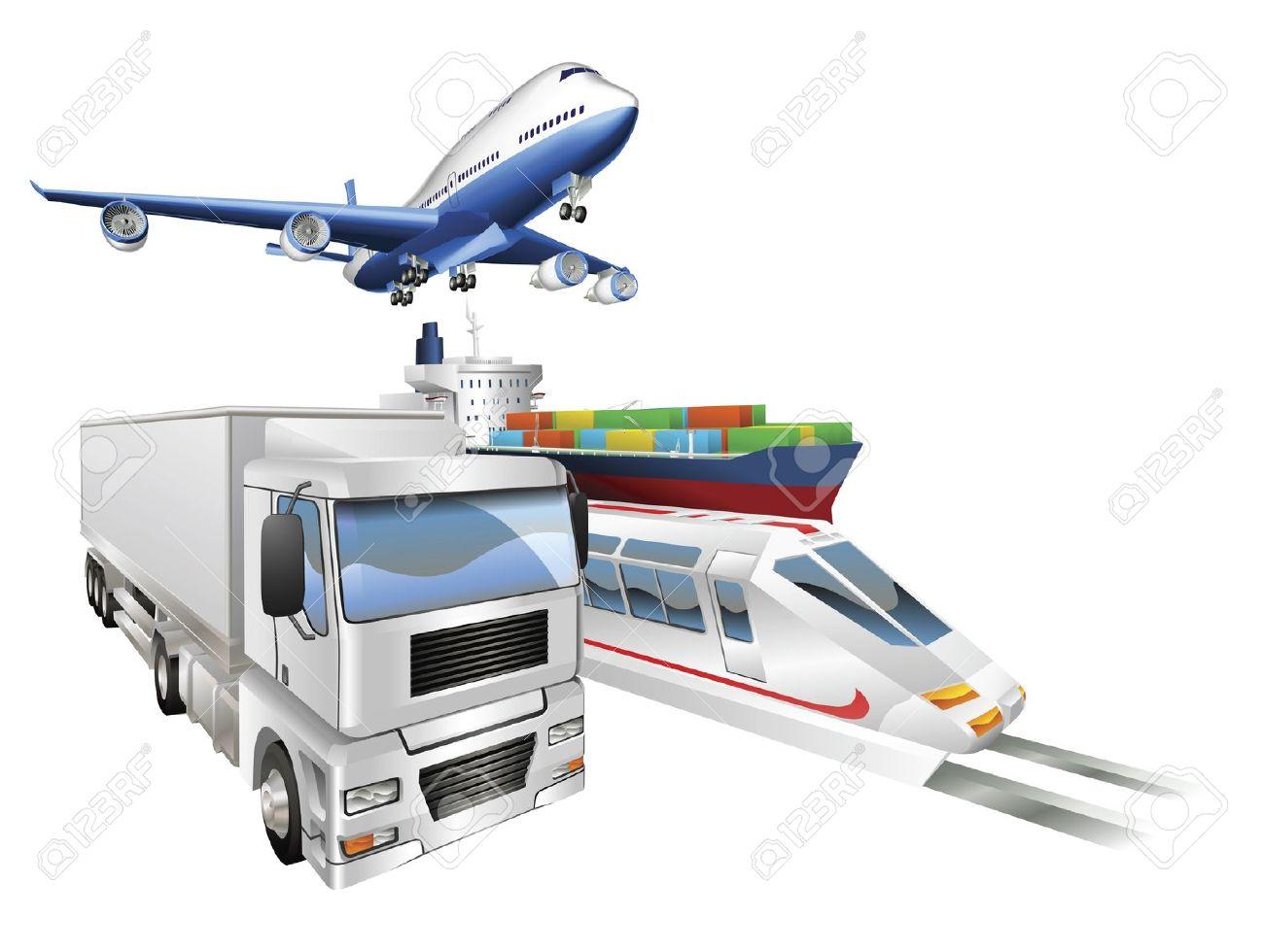 Clipartfest airplane truck . Distribution plane clipart