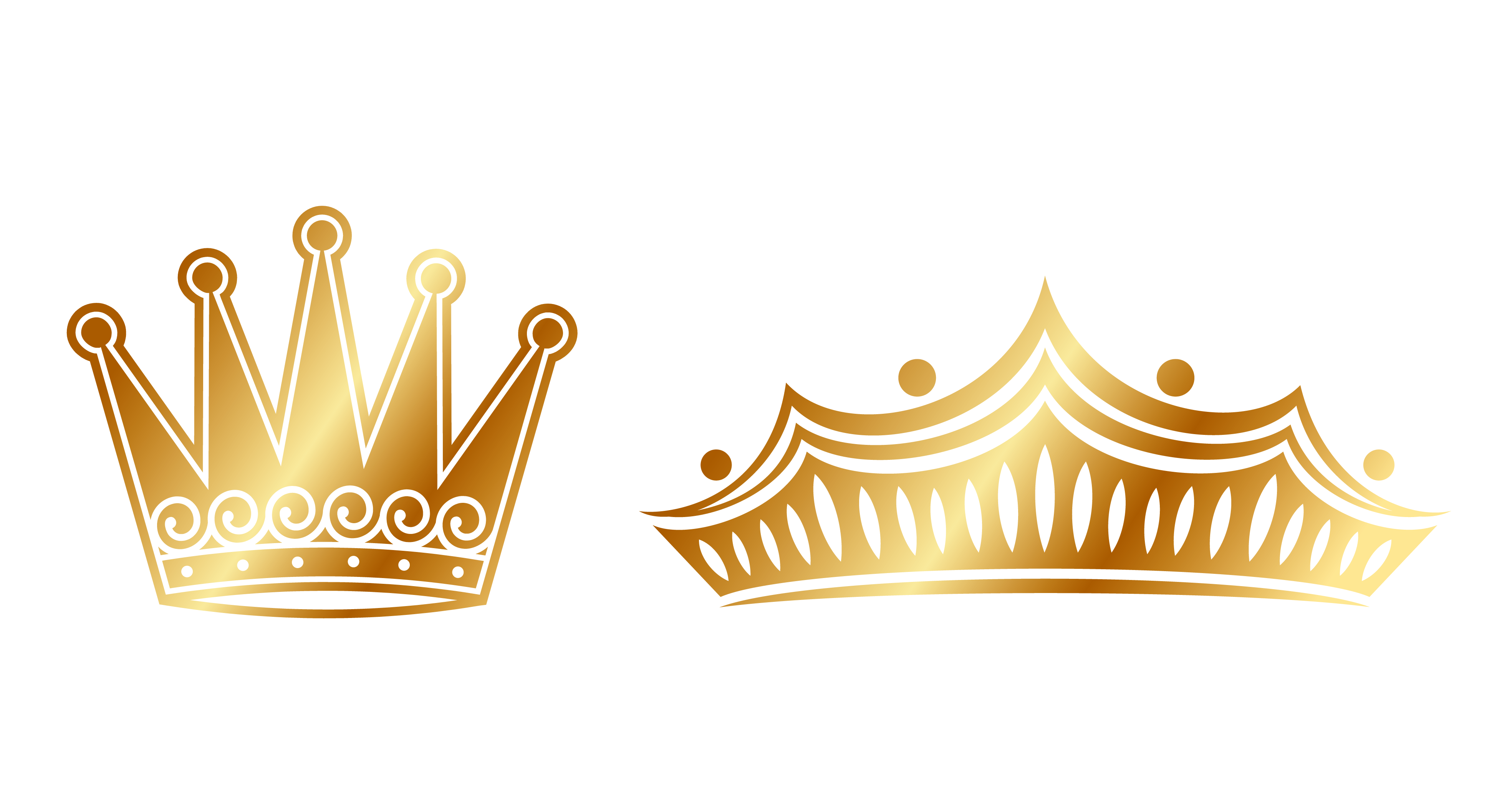 Vector crown designs clipart image freeuse Vector Crown Group (49+) image freeuse