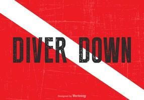 Dive flag clipart clip free download Dive Flag Free Vector Art - (2,767 Free Downloads) clip free download