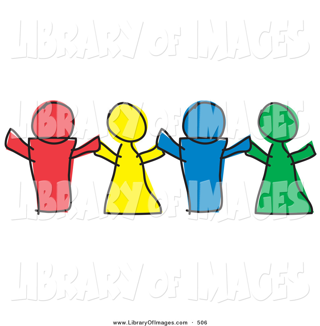 Diverse student population clipart in a row image black and white download Diverse Clipart | Free download best Diverse Clipart on ClipArtMag.com image black and white download