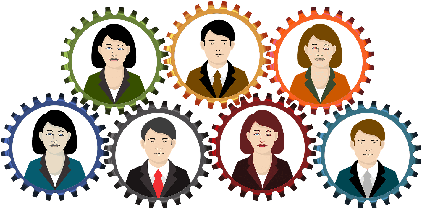 Diversity in the workplace clipart clipart library library HD 30 Questions To Ask That So-called Ppc \'expert\' Before ... clipart library library
