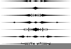 Divider line images at. Free clipart lines and dividers with crowns