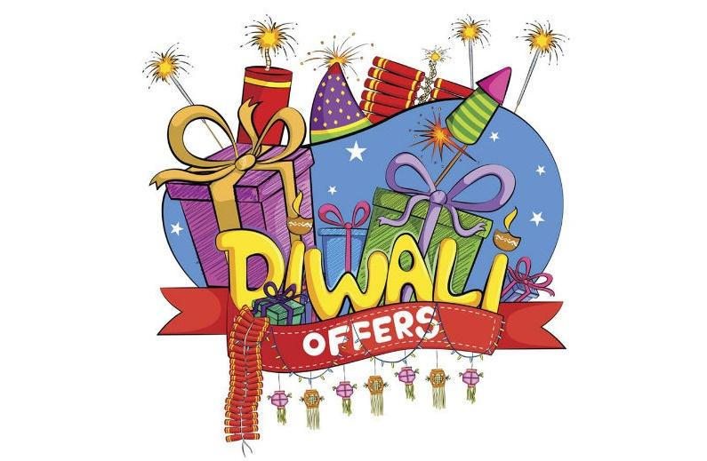 Diwali dhamaka clipart svg transparent stock Digital India Ki Digital Diwali: Diwali Dhamaka Offers For Telecom ... svg transparent stock