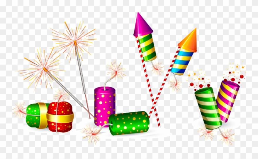 Diwali fireworks clipart freeuse download Cracker Clipart Firework Display - Happy Diwali Images 2018 - Png ... freeuse download