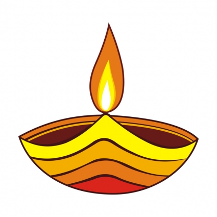 Diwali lamp clipart images png library download Diwali lamp clipart 1 » Clipart Station png library download