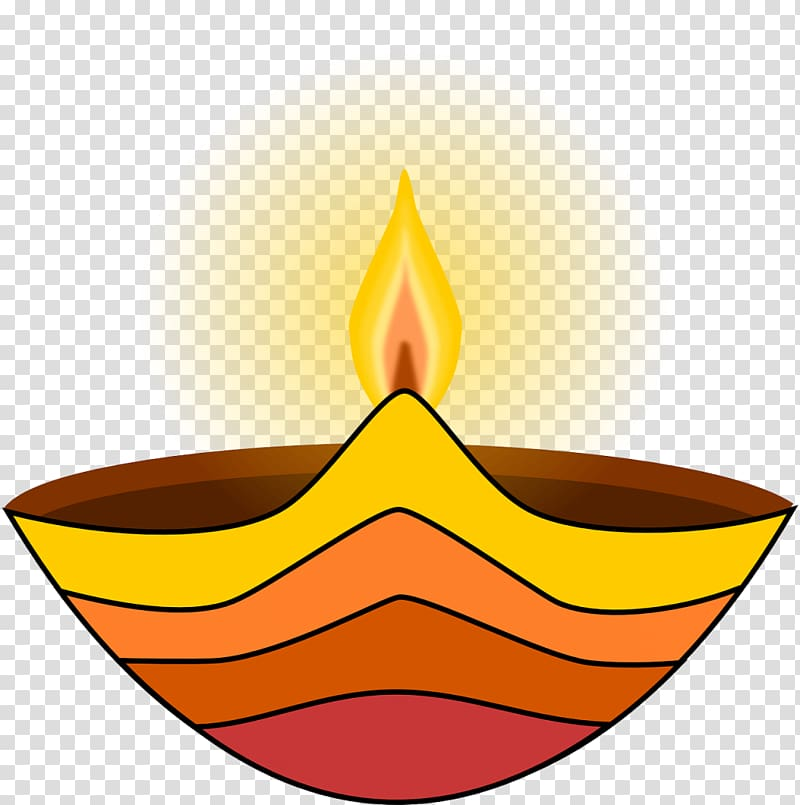 Diwali light clipart black and white Light Diwali Diya , lamp transparent background PNG clipart | HiClipart black and white