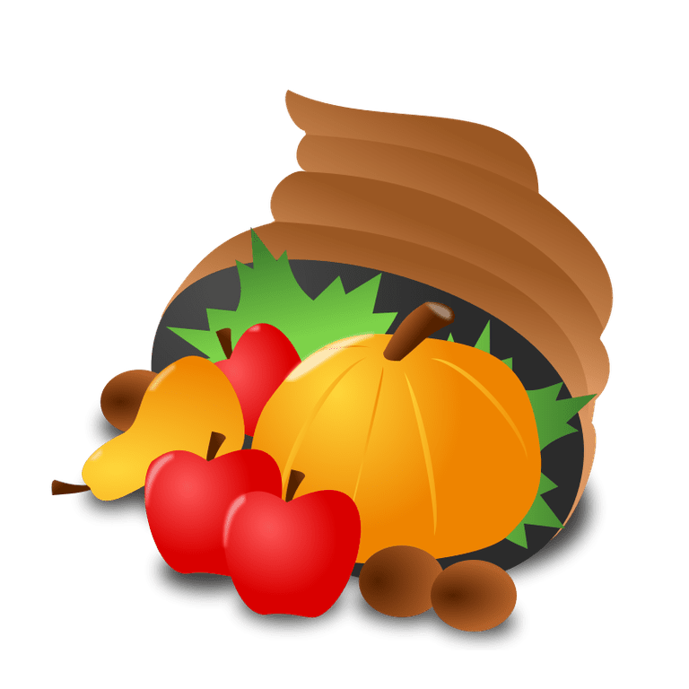 Round thanksgiving clipart banner transparent Free Pictures Of Thanksgiving Group (59+) banner transparent