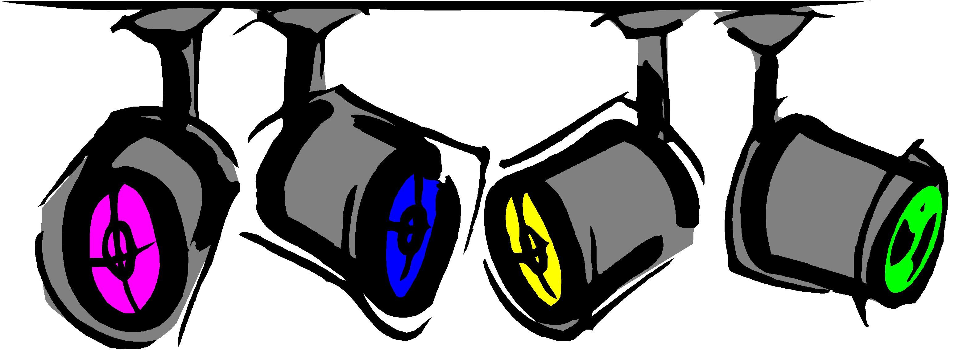 Dj lights clipart image freeuse download Dj lights clipart 4 » Clipart Portal image freeuse download
