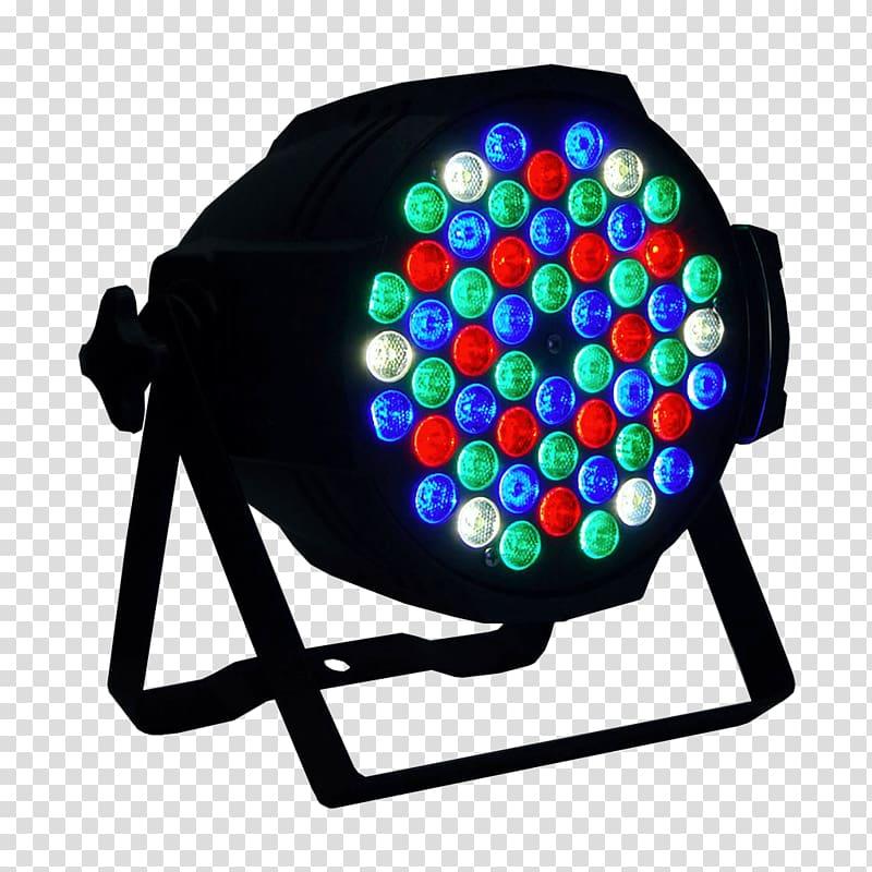 Dj lights clipart jpg black and white download LED stage lighting DJ lighting Light-emitting diode Parabolic ... jpg black and white download