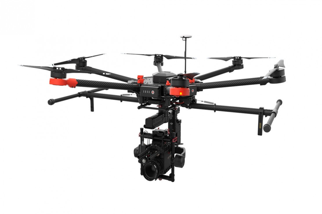 Dji matrice 600 clipart svg royalty free stock DJI Announces the New Matrice 600 Drone and Ronin-MX Gimbal svg royalty free stock
