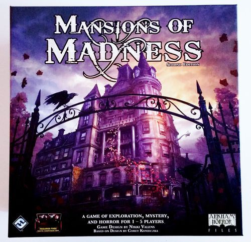 Mansions of madness d wood axe clipart picture freeuse Mina\'s Fresh Cardboard | BoardGameGeek picture freeuse