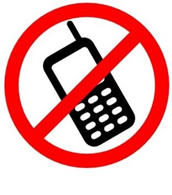 Do not use mobile phone in classroom clipart vector freeuse Gujarat Bans Use of Mobile Phones in Schools and Colleges - Step in ... vector freeuse