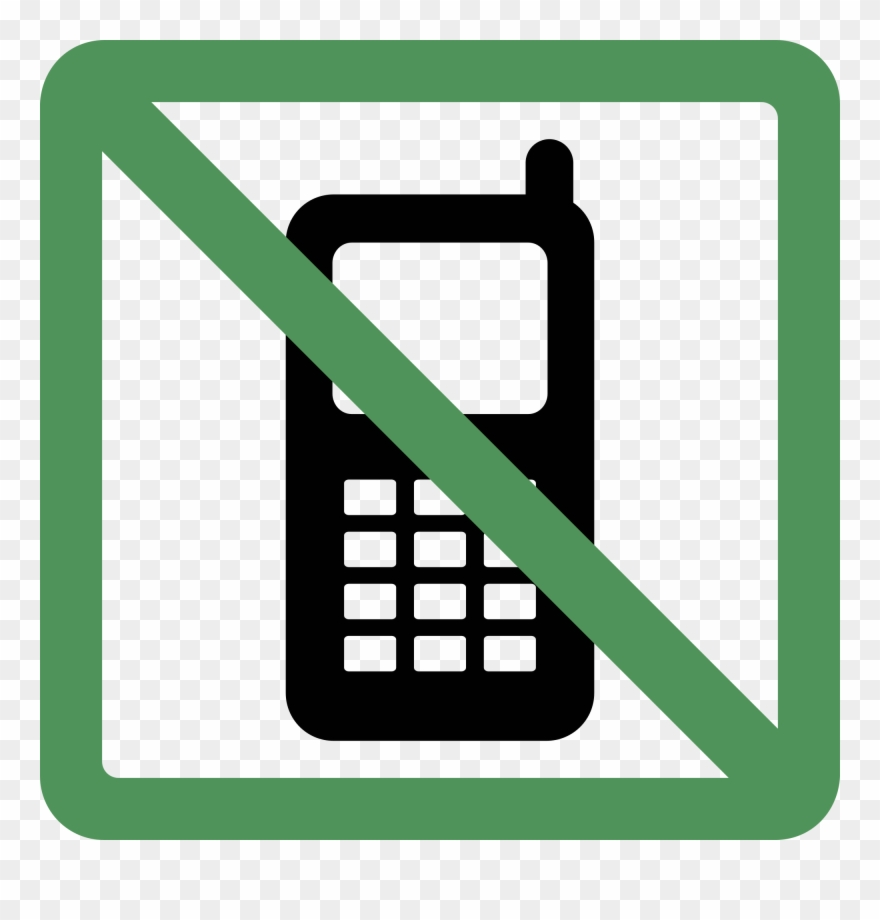 Do not use mobile phone in classroom clipart image royalty free download Mobile Shutdown Technology In The Classroom - Don T Use Phone Icon ... image royalty free download