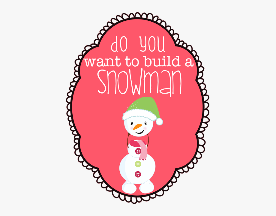 Do you want to build a snowman clipart image royalty free library Frozen Clipart Do You Want To Build A Snowman - Elf On The Shelf Do ... image royalty free library