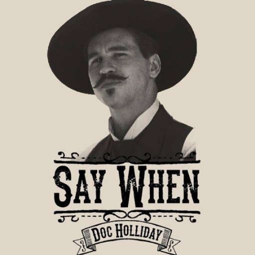 Doc holliday clipart freeuse library John\