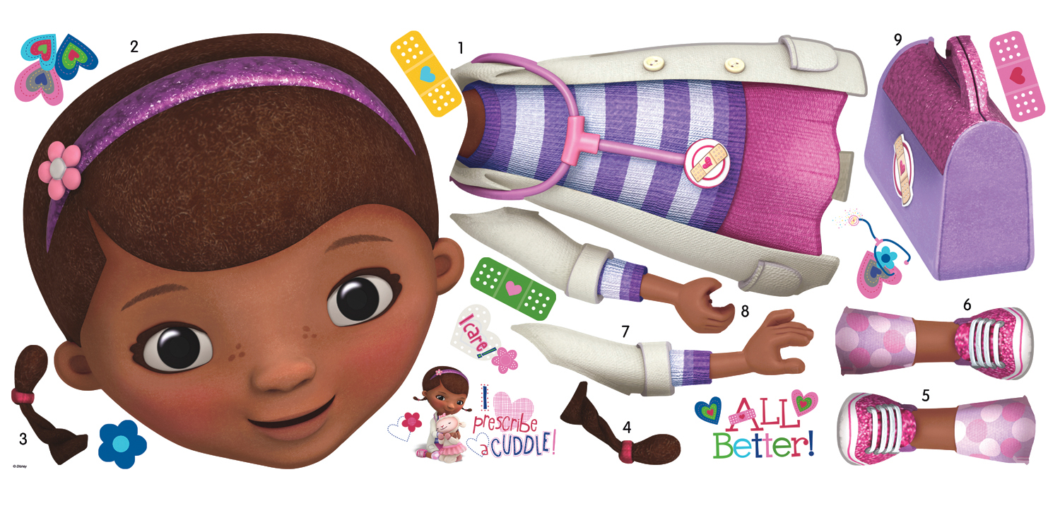 Doc mcstuffin car character clipart banner library 17 Best images about Doc McStuffins Printables on Pinterest | Doc ... banner library