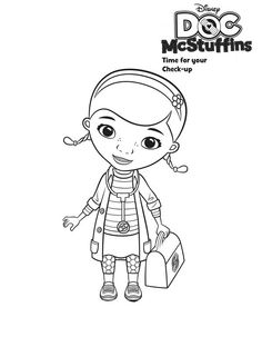 Doc mcstuffin car character clipart png library Doc McStuffins Black Car Truck VINYL Decal Art Wall Sticker USA 6 ... png library