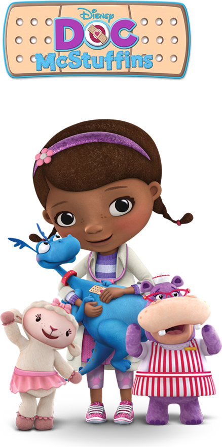 Doc mcstuffin clipart vector royalty free download Doc McStuffins - one of Henry's favorites, doesn't seem to mind the ... vector royalty free download