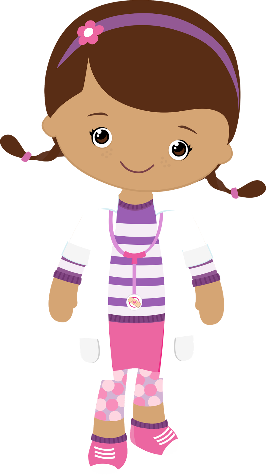 Doc mcstuffins clipart free vector royalty free library Doc McStuffins Clipart. | Oh My Fiesta! in english vector royalty free library