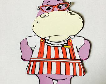Items similar to mcstuffins. Doc mcstuffin stuffy character clipart