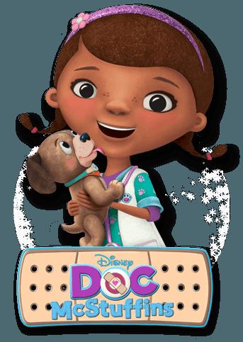 Doc mcstuffin truck character clipart clipart free Doc McStuffins - Disney Junior clipart free