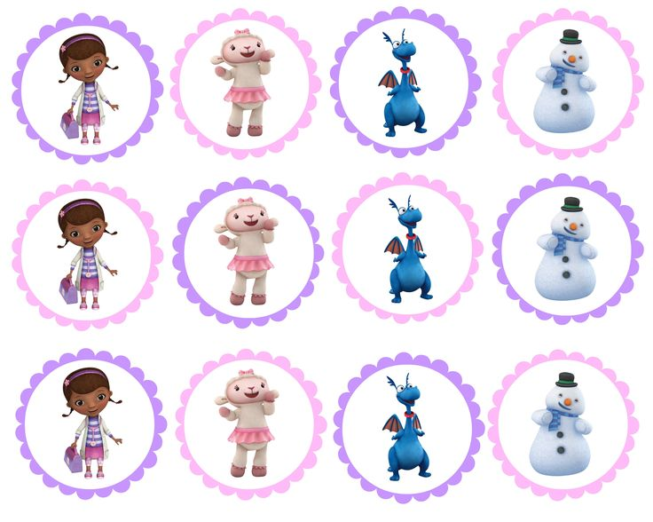 Doc mcstuffin truck character clipart clip art library 17 Best images about Doc McStuffins Birthday Party on Pinterest ... clip art library