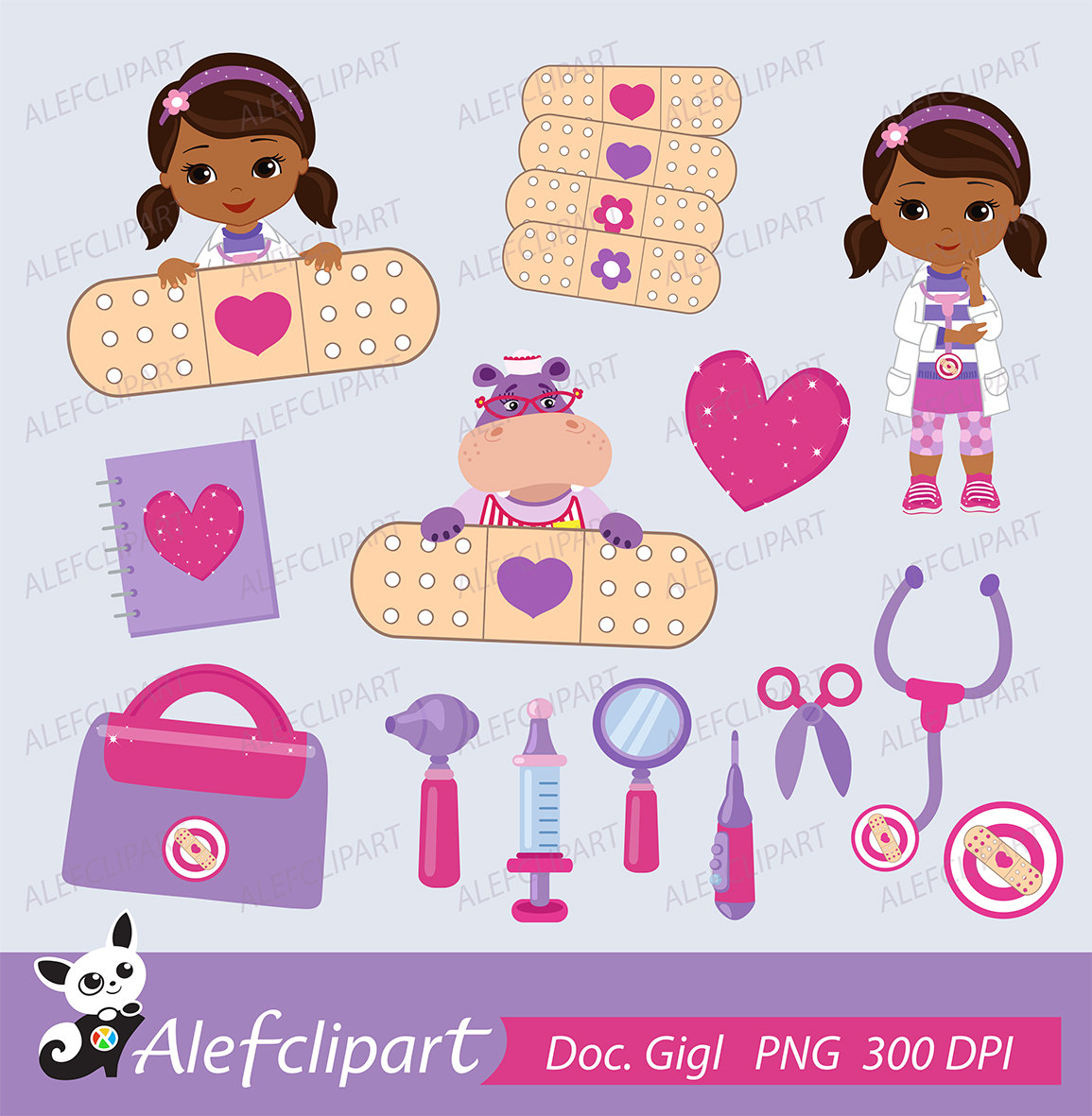 Doc mcstuffins 1st birthday clipart. Face clipartfest items for