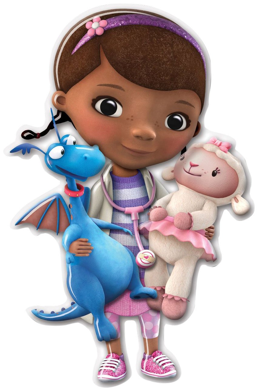 Doc mcstuffins and friends clipart freeuse library Free printable doc mcstuffins character clipart - ClipartFest freeuse library