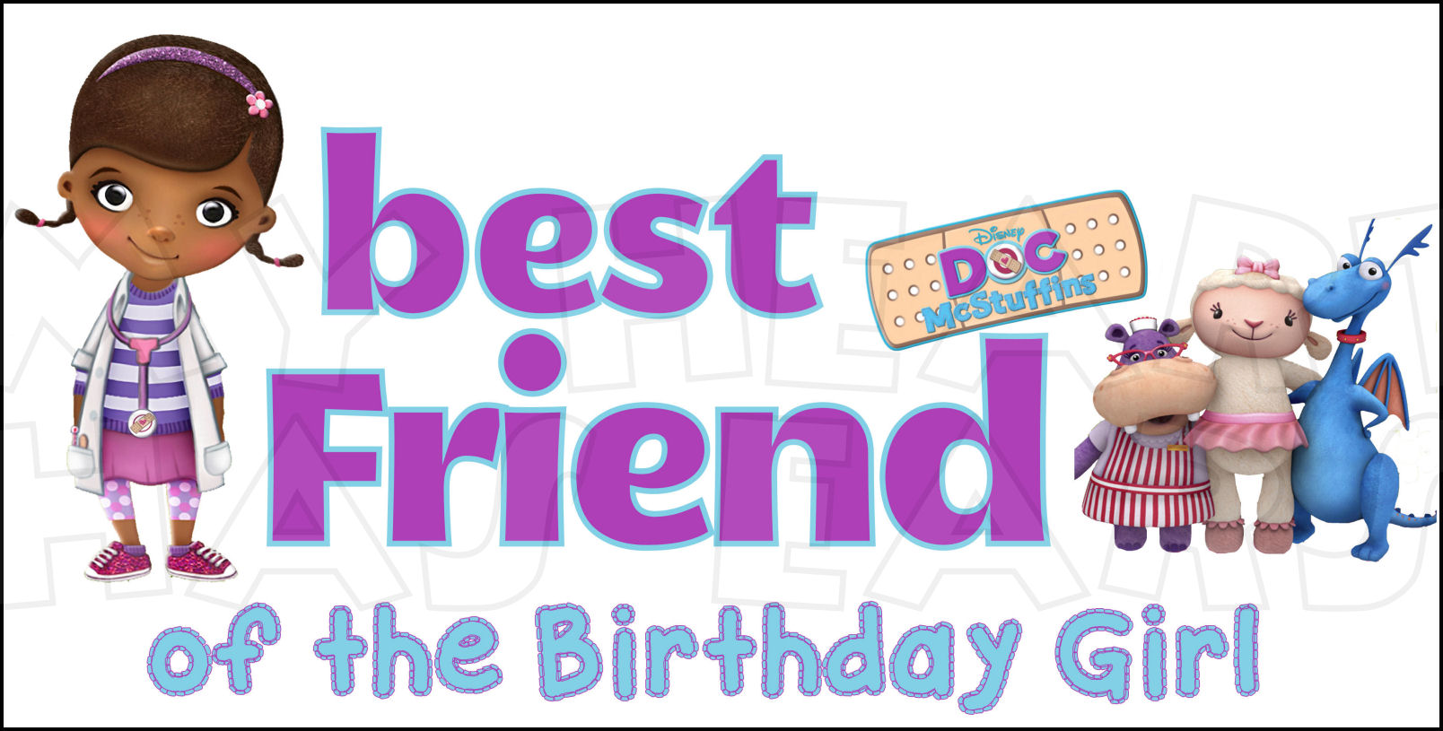 Doc mcstuffins and friends clipart picture freeuse library Doc McStuffins :: My Heart Has Ears picture freeuse library