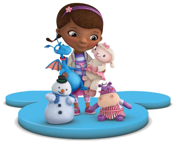 Doc mcstuffins and friends clipart png freeuse download Free doc mcstuffins clipart - ClipartFest png freeuse download