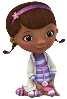 Doc mcstuffins and friends clipart vector free Doc McStuffins - one of Henry's favorites, doesn't seem to mind ... vector free