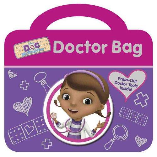 Doctor clipartfest upcindexcom . Doc mcstuffins bag clipart