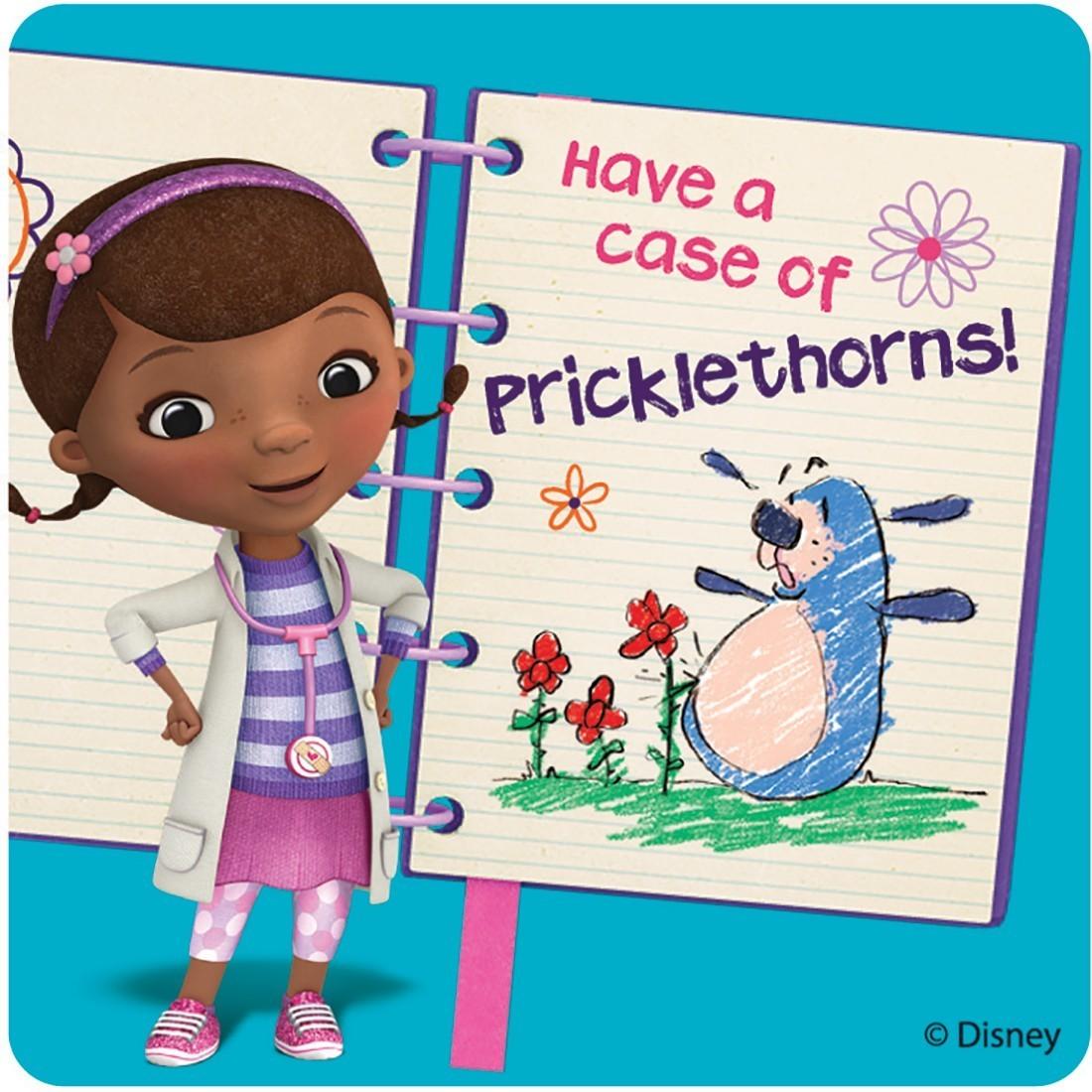 Doc mcstuffins big book or boo boos clipart vector freeuse download Doc McStuffins: Big Book of Boo Boos - from SmileMakers vector freeuse download