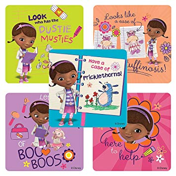 Doc mcstuffins big book or boo boos clipart graphic library stock Amazon.com: SmileMakers Doc McStuffins: Big Book of Boo Boos ... graphic library stock