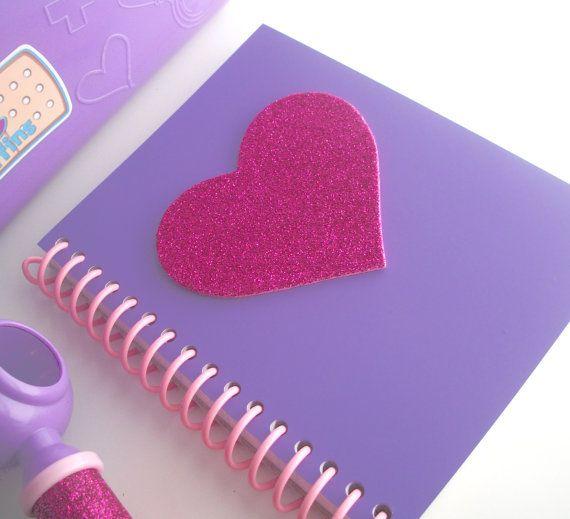 Doc mcstuffins big book or boo boos clipart vector black and white Doc McStuffins Handmade Big Book of Boo Boos Refillable Purple ... vector black and white