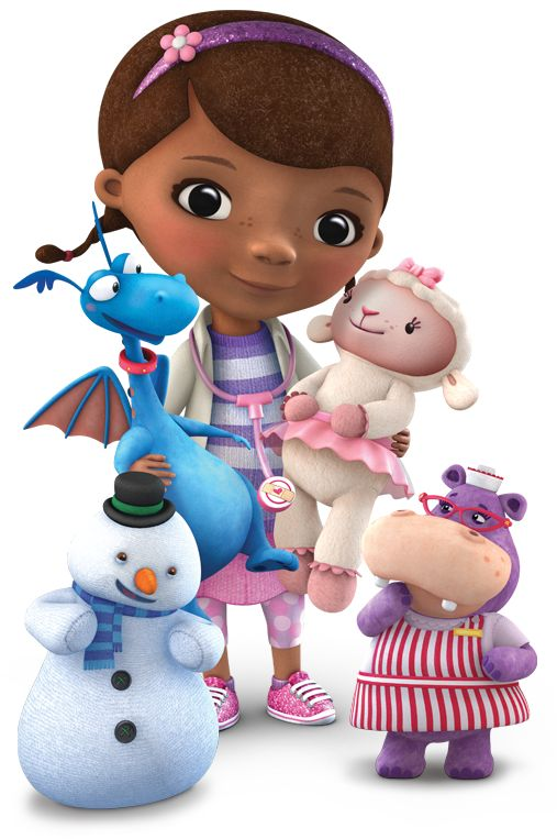 Doc mcstuffins birthday clipart picture library stock Doc mcstuffins clipart - ClipartFest picture library stock