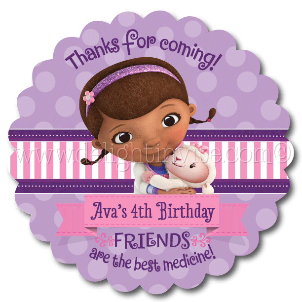 Doc mcstuffins birthday clipart royalty free stock Doc mcstuffins clipart bag - Graphics - Illustrations - Free ... royalty free stock
